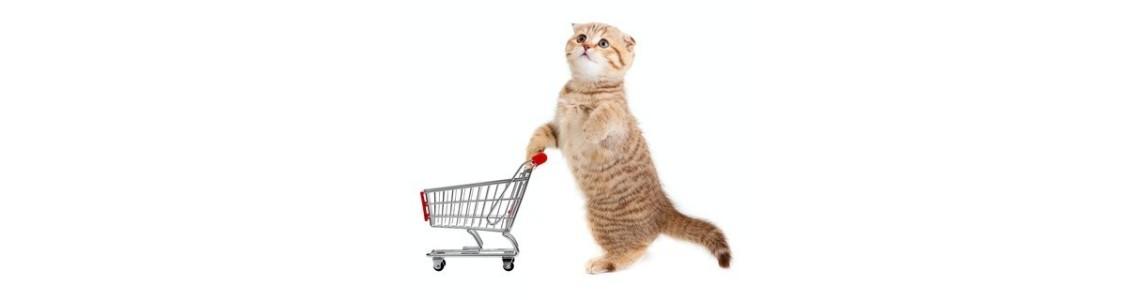 Cibo umido per gatti marca Trainer