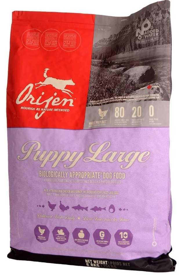 crocchette Orijen Puppy Large