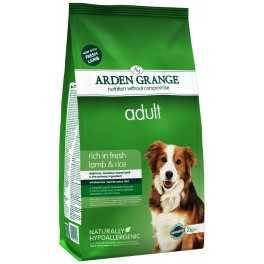 Arden Grange Adult Agnello & Riso 12kg