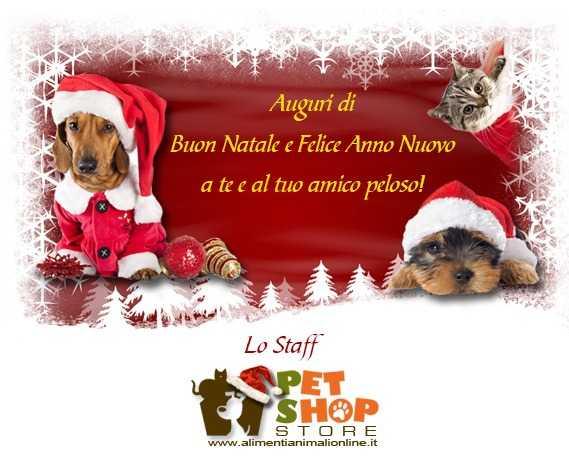 News > Auguri di Buon Natale e Felice Anno Nuovo a te e al ...