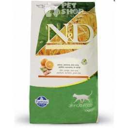 Nuovamente In Vendita Le Farmina N&D Gatto Grain Free Da 10 Kg