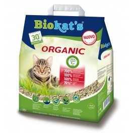 Novità Lettiera per gatti Biokat's Organic 10 lt