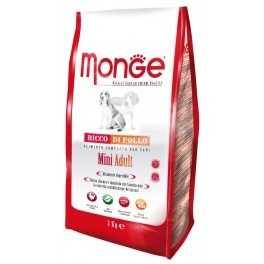 Novita Monge Mini Adult per cani 3 kg € 13,50