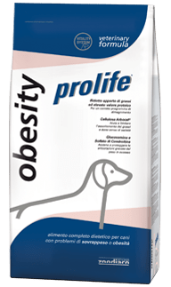 crocchette Prolife Obesity Dry Veterinary Formula 10 kg