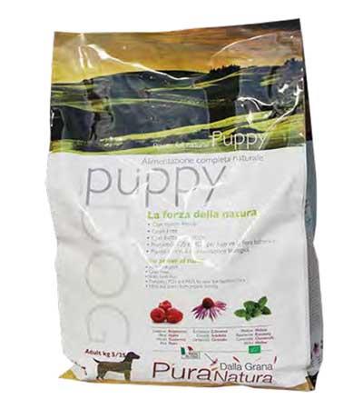 La linea Puppy per i cuccioli