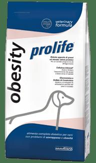 crocchette per cani obesi Prolife Obesity