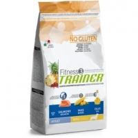 Sconto 25% su Trainer Fitness3 Adult Medium/Maxi Salmone 12,5 kg