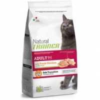 Per gatti la novità dei sacchi di crocchette in formato 12,5 kg Natural Trainer