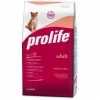 Crocchette gatto scontate Prolife Cat Adult Salmone & Riso 1,5 Kg