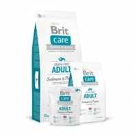 Nuovo prodotto le crocchette Brit Care Adult Grain Free Salmone 12 Kg