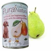 Specifiche sugli alimenti umidi Dalla Grana Officinalis per cani