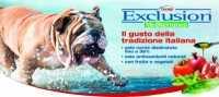 L'alimentazione del cane cucciolo ed adulto con le crocchette monoproteiche Exclusion Mediterraneo