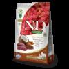 Farmina N&D Grain Free Quinoa Skin & Coat Cervo All Breeds kg 7 (GRATIS SPEDIZIONE)