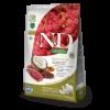 Farmina N&D Grain Free Quinoa Skin & Coat Anatra All Breeds kg 7 (GRATIS SPEDIZIONE)