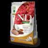 Farmina N&D Grain Free Quinoa Skin & Coat Quaglia All Breeds kg 7 (GRATIS SPEDIZIONE)