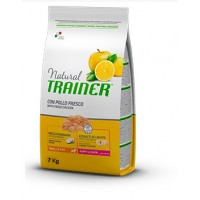 Trainer Natural Mini Puppy & Junior Pollo 7 Kg
