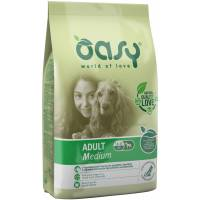 Oasy crocchette cane Adult Medium Pollo 12 Kg