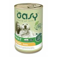 Cibo umido per cani Oasy Adult Pollo all breeds 400 gr