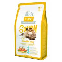 Crocchette per gatto Brit Care Beautiful Hair (Sunny)  7 kg