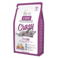 Crocchette per gatto Brit Care Kitten Crazy  7 kg
