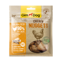 Chicken Nuggets snack per cani GimDog 55 gr