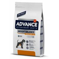 Crocchette cane Affinity Advance Veterinary Diets Weight Balance 12 Kg  (GRATIS SPEDIZIONE)