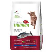 Natural Trainer Gatto Adult Tonno 10 Kg