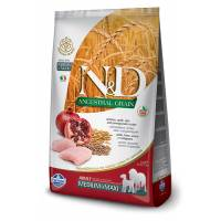 Farmina N&D Low Grain Pollo e Melograno Adult Medium & Maxi 12 kg