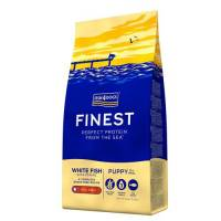 Fish4Dogs Finest Ocean White Fish Puppy Regular Kibble