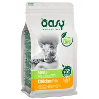 Oasy crocchette gatto Adult Sterilized Pollo 7,5 Kg
