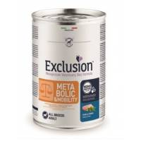 Exclusion Veterinary Diet umido Metabolic & Mobility 400 gr