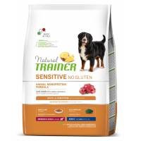 Trainer Natural Sensitive Agnello e Cereali integrali adult Medium/Maxi