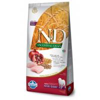 Farmina N&D Low Grain Pollo e Melograno Adult Maxi Giant 12kg (GRATIS SPEDIZIONE)