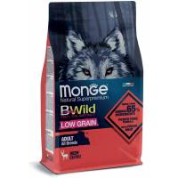 Monge BWild Low Grain Cervo Adult all breeds 12 kg (GRATIS SPEDIZIONE)