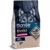 Monge BWild Low Grain Oca Adult all breeds 12 kg (GRATIS SPEDIZIONE)
