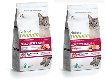 croccantini trainer gatto sterilizzato