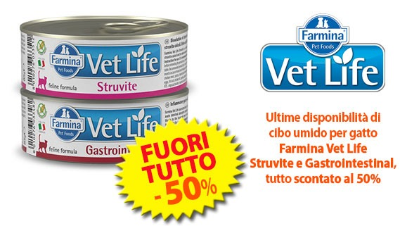 Cibo umido gatto Farmina in super Offerta