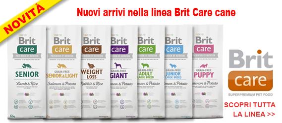Novità linea Brit Care per cane