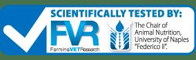 """Farmina Vet Life Scientificamente testato in collaborazione con la cattedra di Nutrizione e Alimentazione Animale dell'Università degli Studi di Napoli """"Federico II"""""""