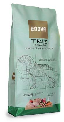 crocchette per cane Enova Tris Formula