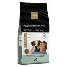 Enova Puppy Junior Large Breed 14 + 2 Kg OMAGGIO € 56,95 (2 kg omaggio)