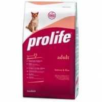 Offerta Prolife Gatto Adult Salmone & Riso 12 kg