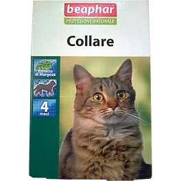 Sconto per collare antiparassitario naturale per gatto Beaphar