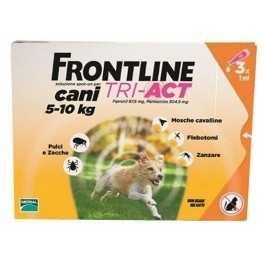Novità Frontline Tri-Act per cani