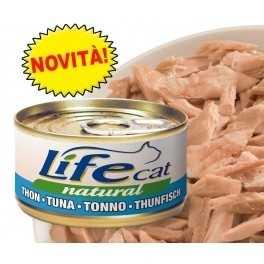 Sconti su cibo umido per gatti LifeCat 70 gr gusti assortiti