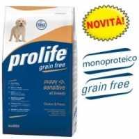 Novità le crocchette per cani Prolife Grain Free analisi delle caratteristiche