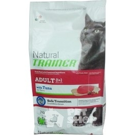 Offerta Trainer Cat Natural Adult Tonno 1,5 kg