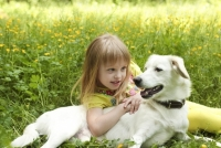 La convivenza fra cane e bambini