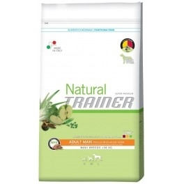Crocchette Trainer Natural Pollo Adult Maxi 12,5 kg