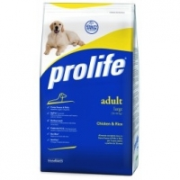 Prolife Adult Large 15 kg € 42,11 sconto 26%